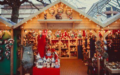 Christmas market trip